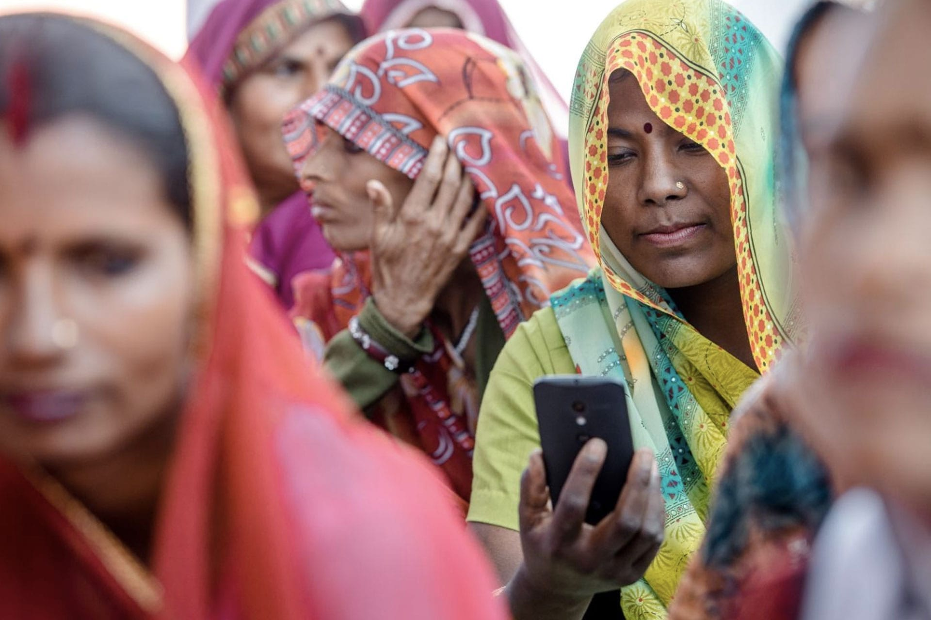 business women in India