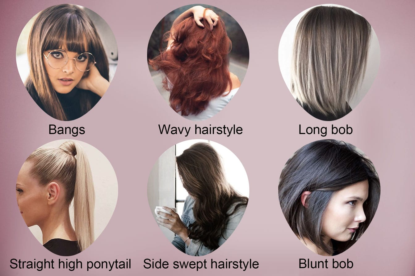 winter hairstyles for woman