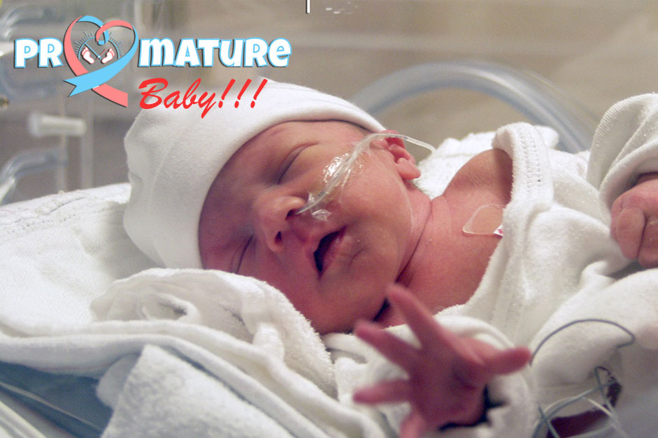 how to take care of premature baby