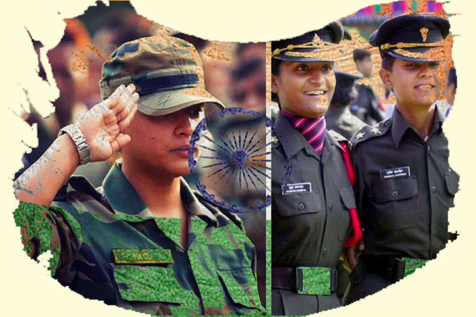 women in Indian Army