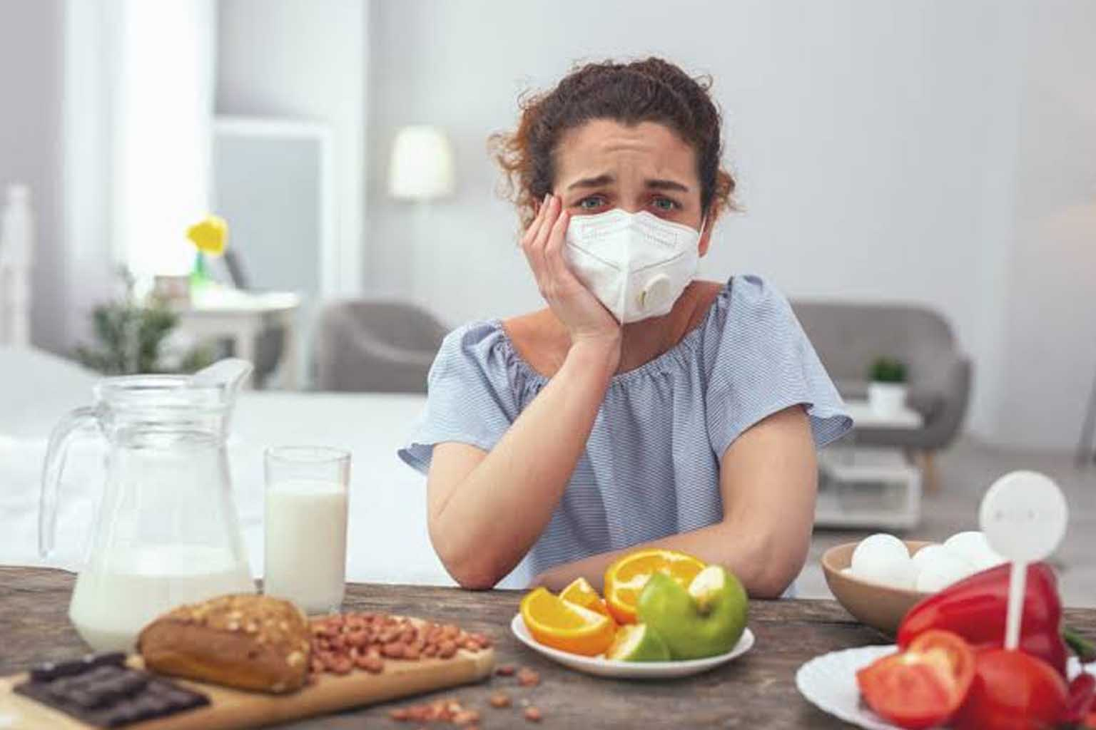 Food Allergy & Intolerance: Symptoms, Causes & Treatment % - % The Voice Of Woman