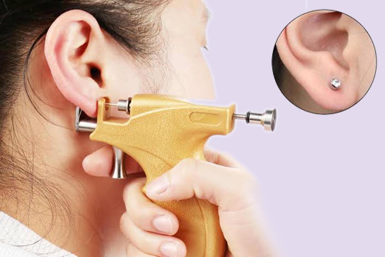 The Ultimate Guide To Ear Piercing % - % The Voice Of Woman