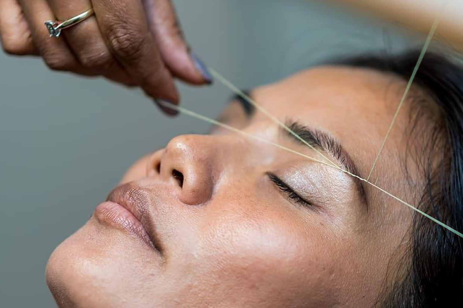 What To Expect When You Get Your Eyebrows Done % - % The Voice Of Woman