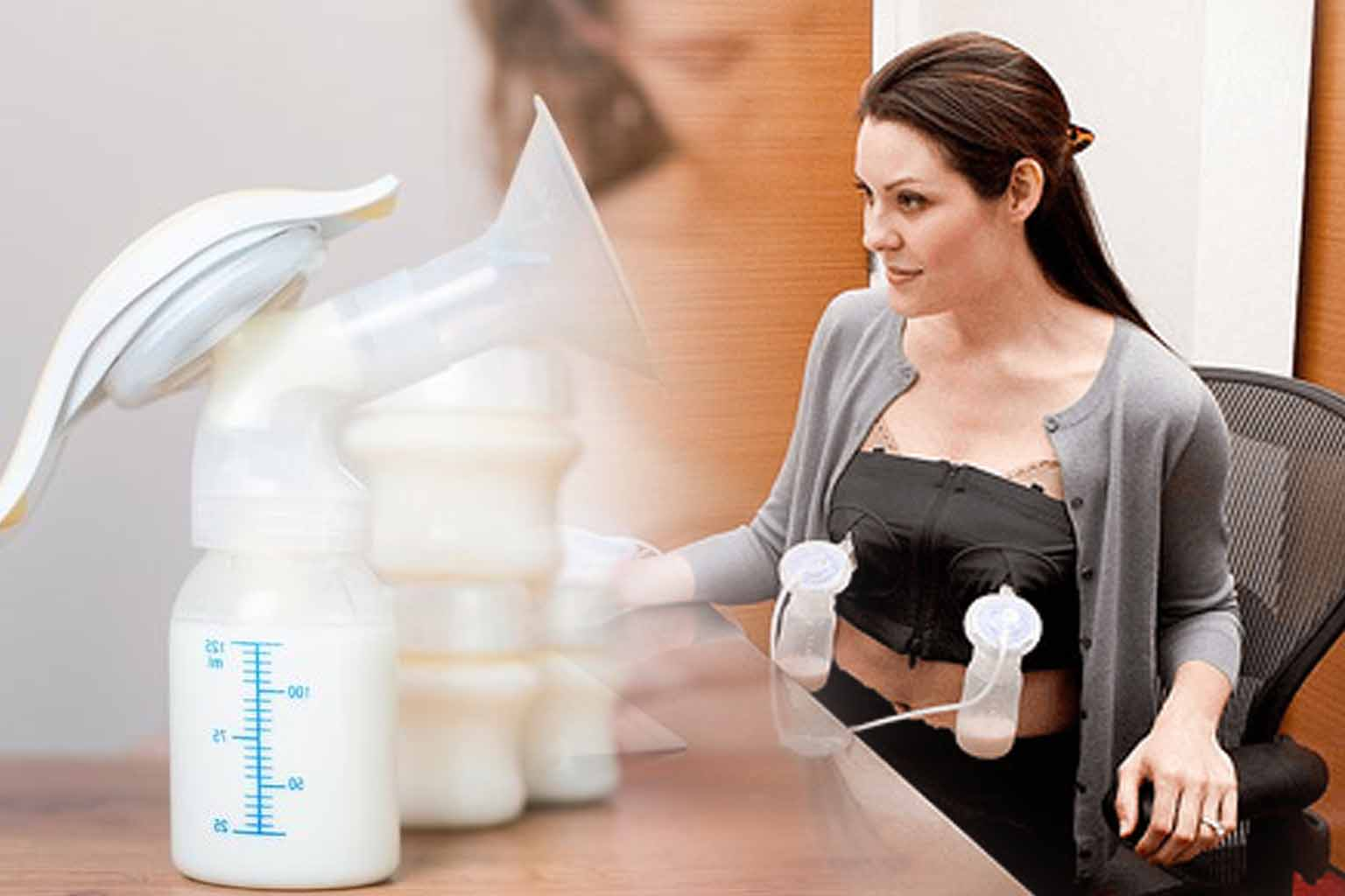 about breast pumping