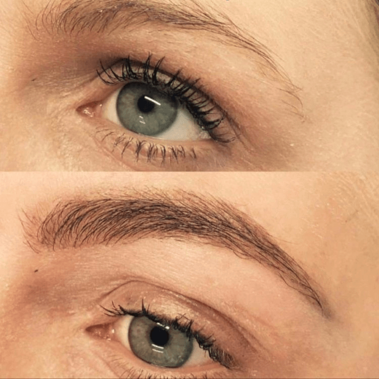 everything about eyebrow tinting