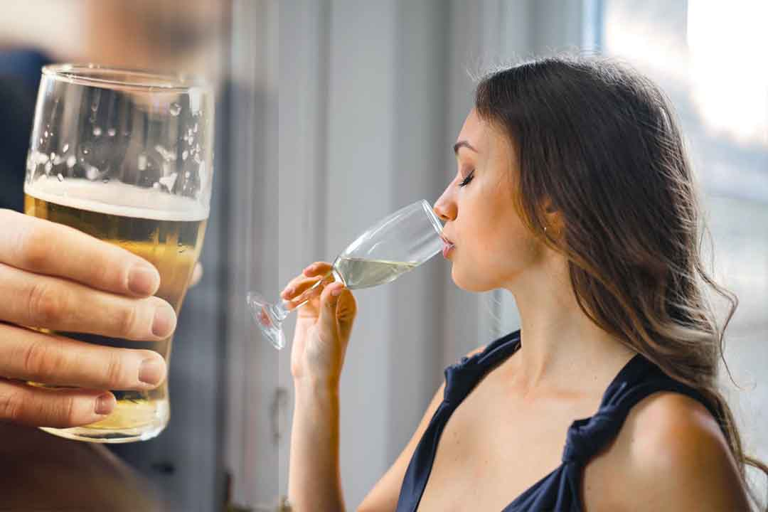 can you exercise after drinking alcohol