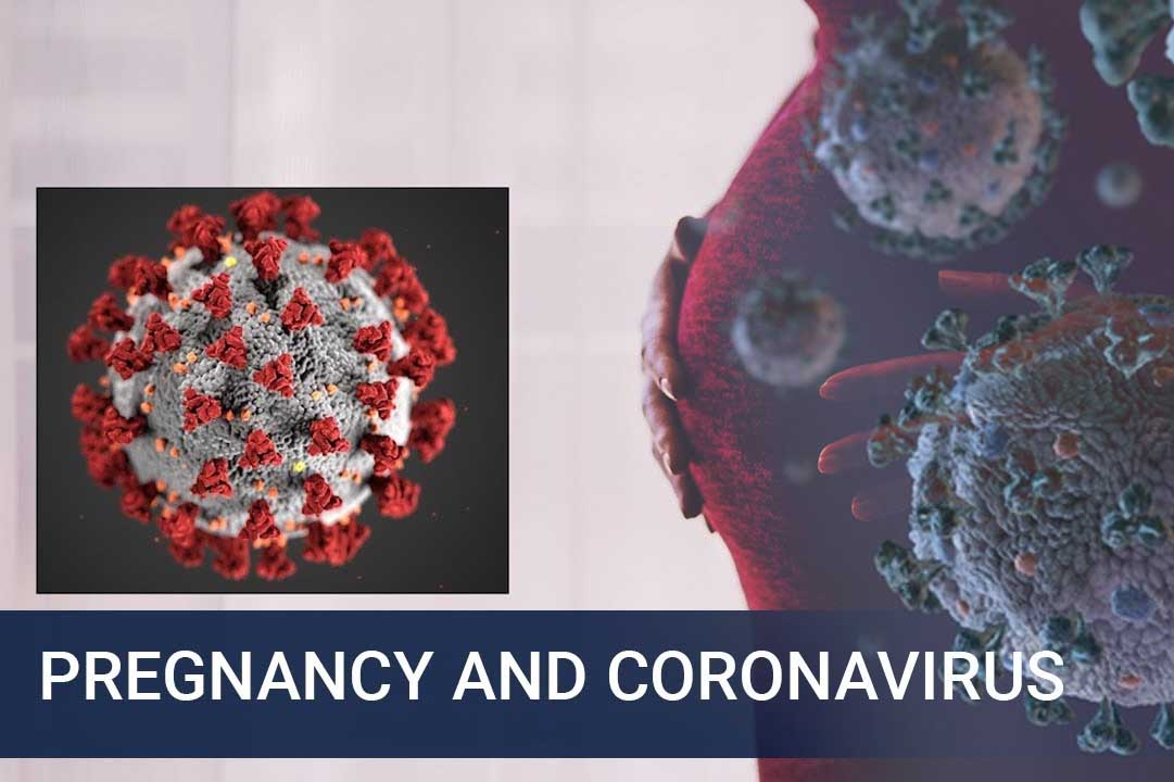 Pregnant women with COVID-19