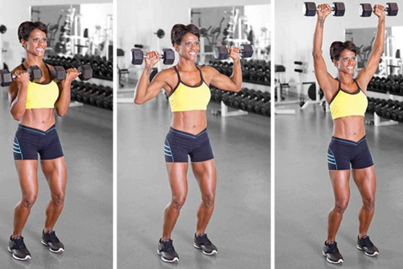 Arms exercise