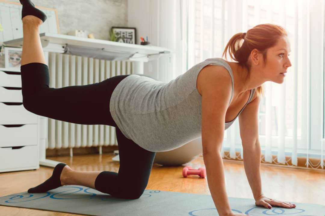 workout to reduce swollen feet during pregnancy