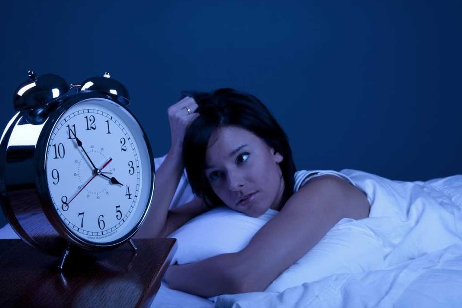 Image result for insomnia  woman