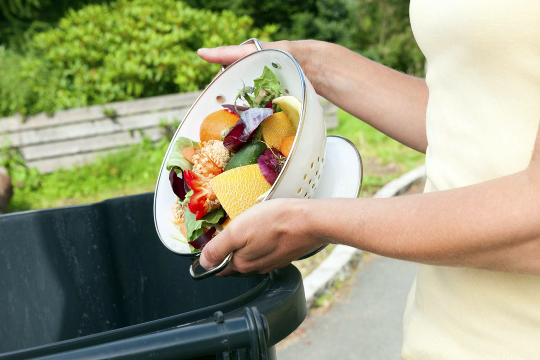 food wastage at home