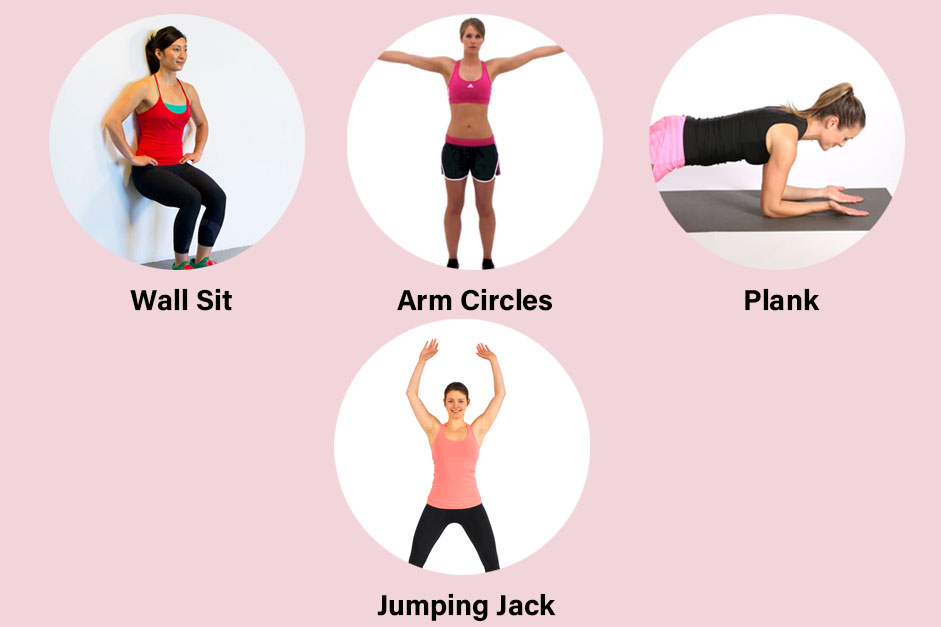 high intensity workout at home