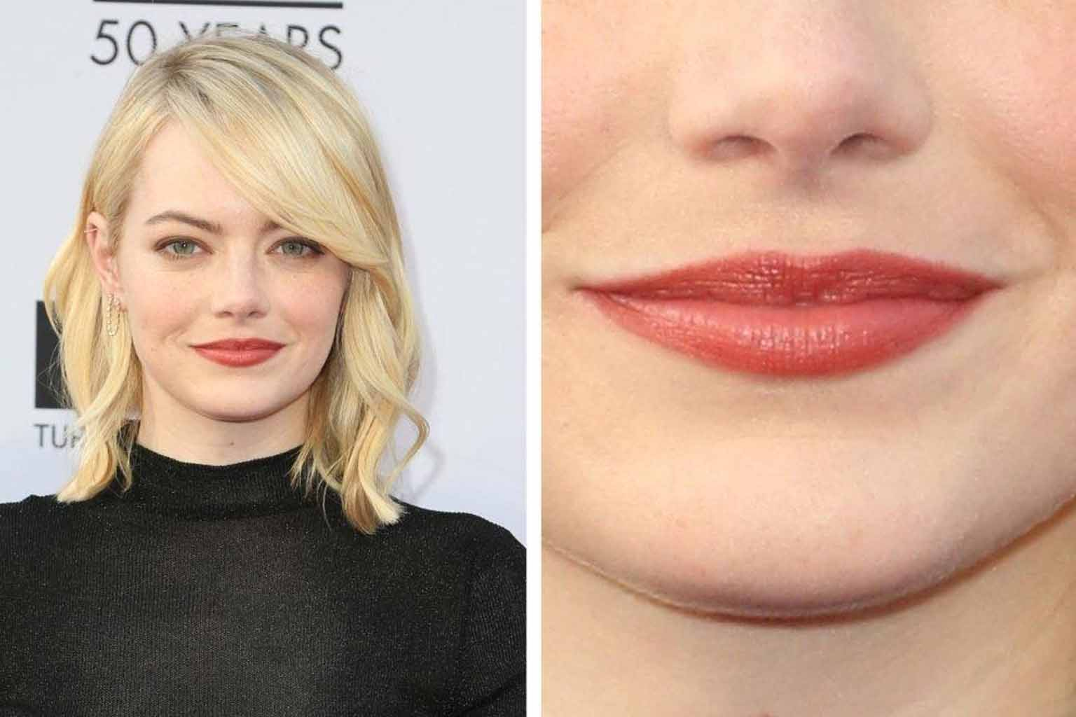 shape of your lips