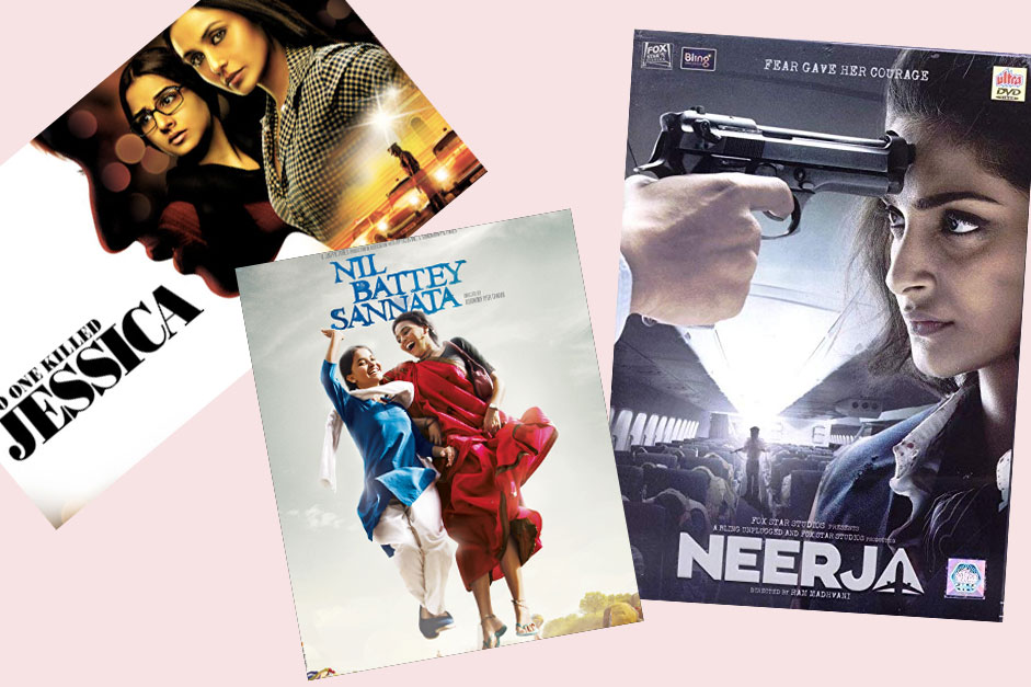 women centric Bollywood movies