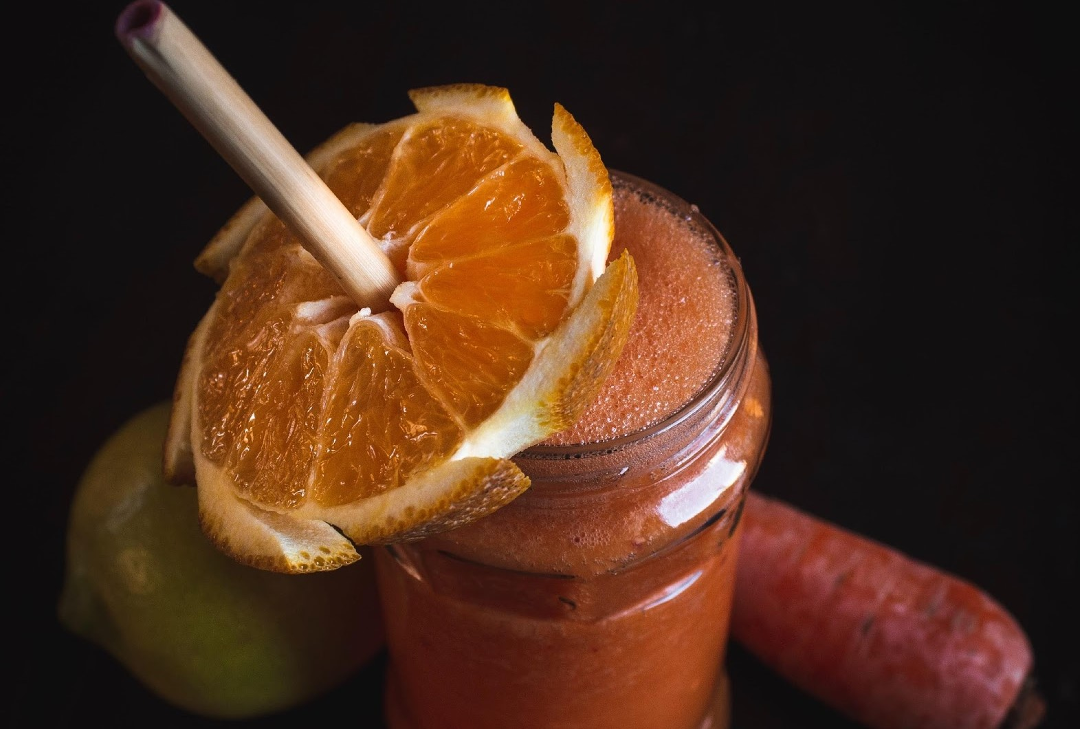 Carrot Juice For Acne