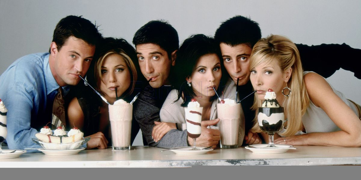 relationship lessons from FRIENDS