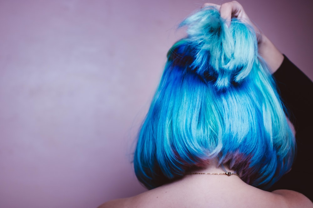 Bright Hair Color