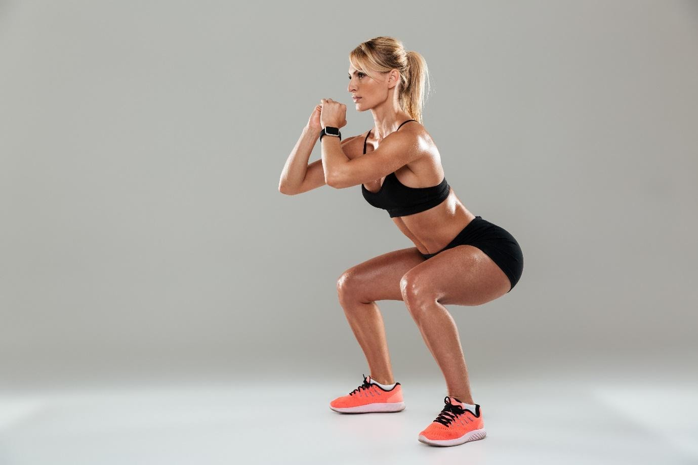 Squats to Reduce Thigh Fat