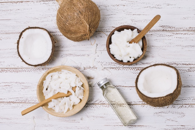 coconut oil and rosacea