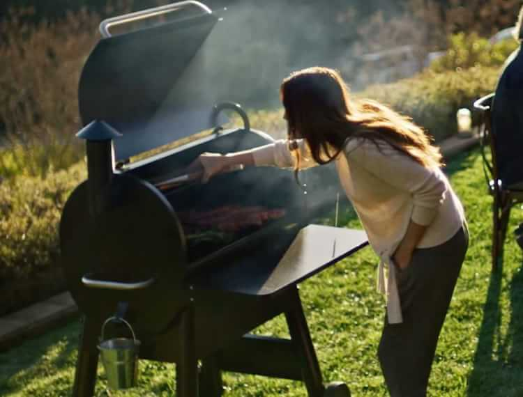 Host a barbeque party