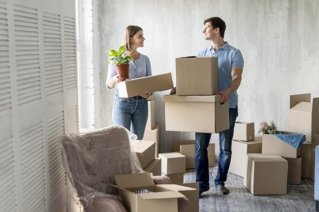 Move in together