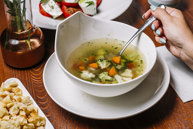soups for upset stomach