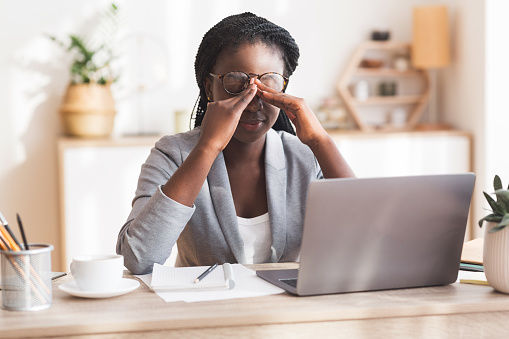 save eyes from screen fatigue