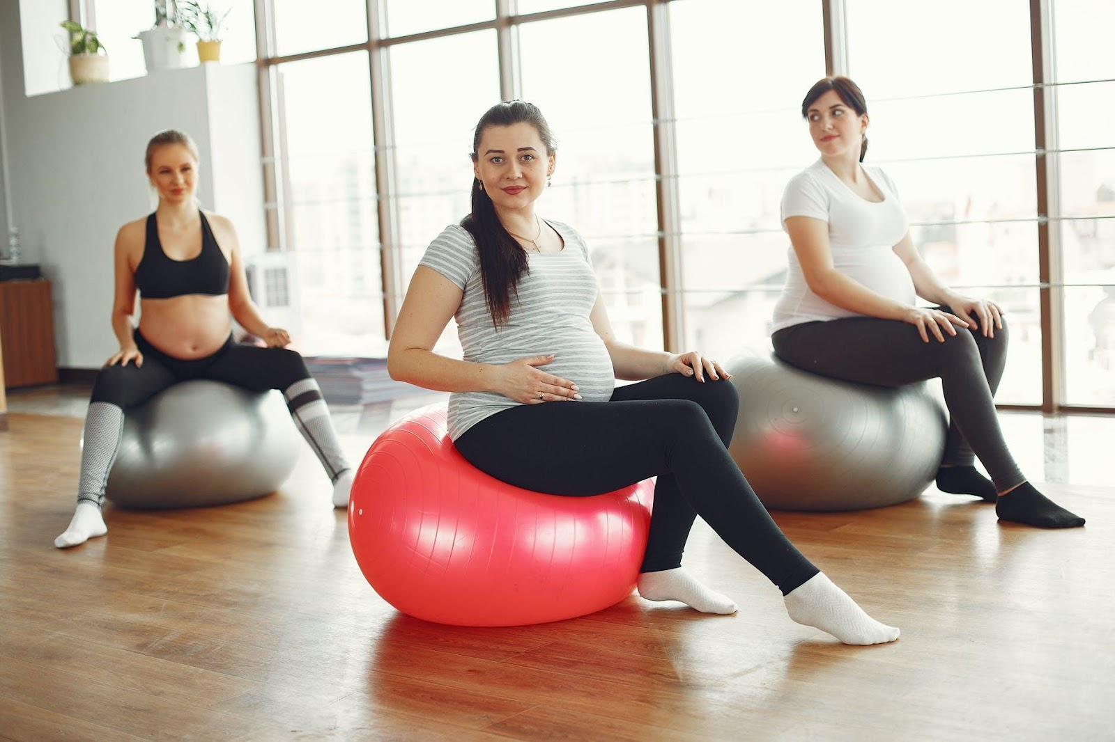 Risk Free Exercise During Pregnancy