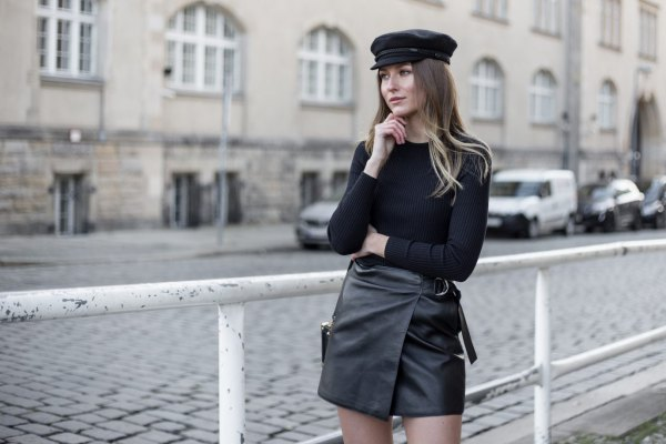 Ways To Wear Leather Hats