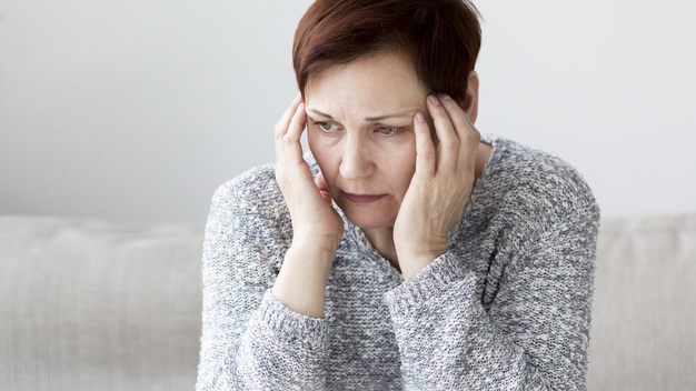 women more likely than men to have anxiety
