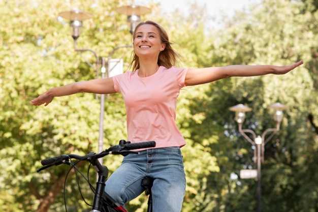 Cycling Can Hit A Womans Love Life